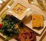 Assiette du Gourmet sur réservation