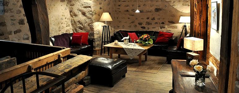 Each guest get a warm personal welcome and presentation of the holiday gite apartment he rented.